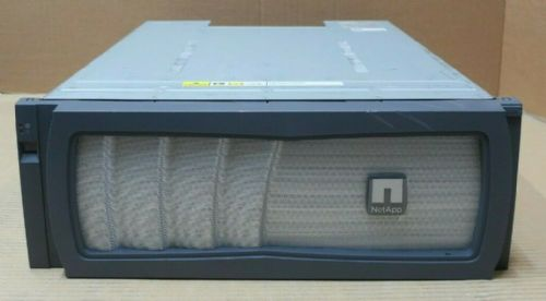 NetApp FAS2240-4 Filer Storage System 2x X3245A-R6 Controllers With X1150A-R6